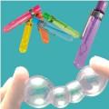 Les bulles de savon magiques