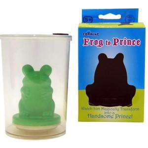 La grenouille prince