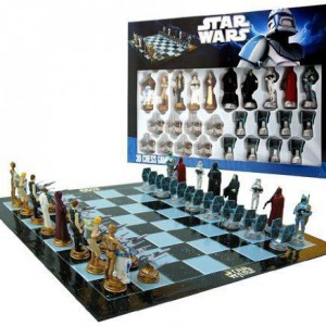 Jeux d'échec Star Wars