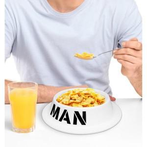 Le bol gamelle de chien pour homme