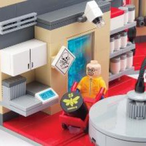 Le laboratoire de Breaking Bad en Lego
