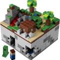 LEGO Minecraft, des blocs en vrai !