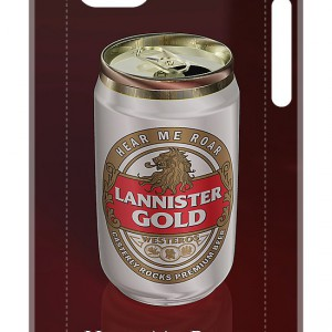 Coque iPhone Lannister Gold