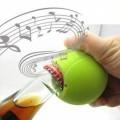 Balle décapsuleur musical