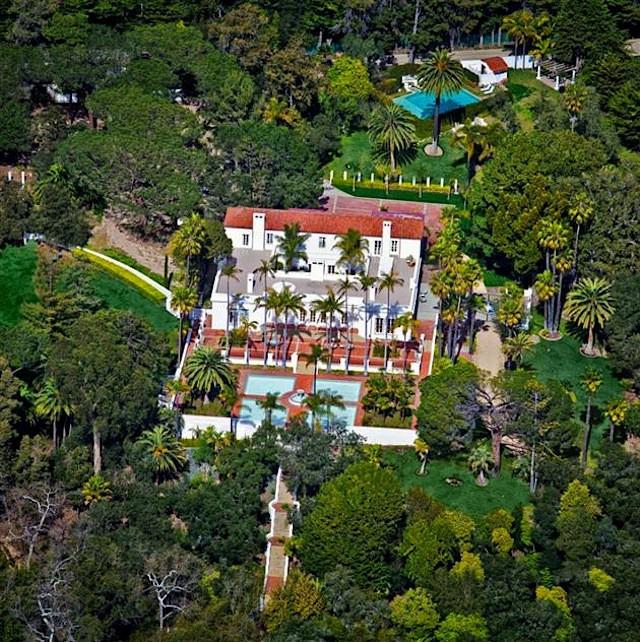 Villa Du Film Scarface