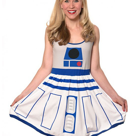 Robe R2D2 Star Wars