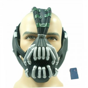 Masque de Bane dans The Dark knight rises