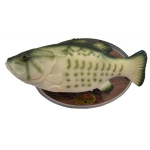 Poisson qui chante Billy Bass