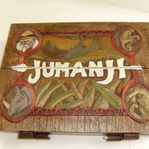 Jumanji, la réplique du jeu