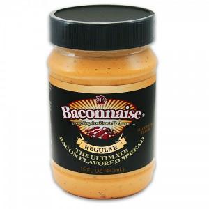 Baconnaise - mayo et bacon