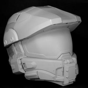 Casque de moto Halo