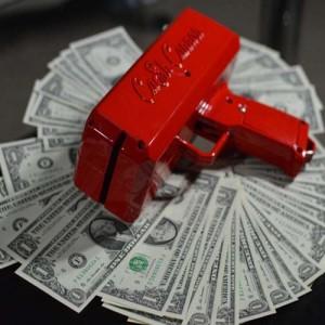 Le canon à cash