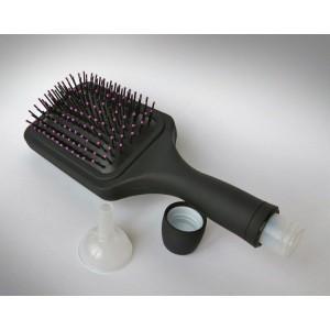 Gourde brosse à cheveux