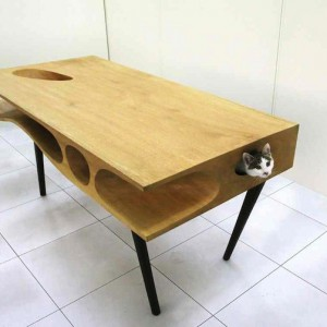 CaTable - La table pour chat