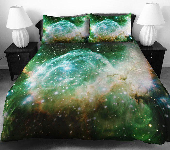 housse de couette galaxie commentseruiner. Black Bedroom Furniture Sets. Home Design Ideas