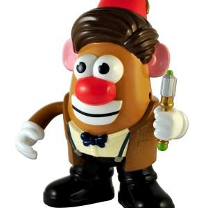 Monsieur Patate Docteur Who