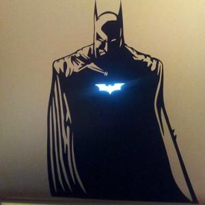 Le sticker Macbook Batman