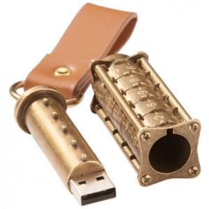 Cryptex, le cadenas-clé usb
