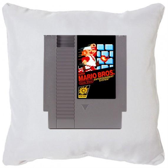 Les coussins cartouche de Nintendo NES