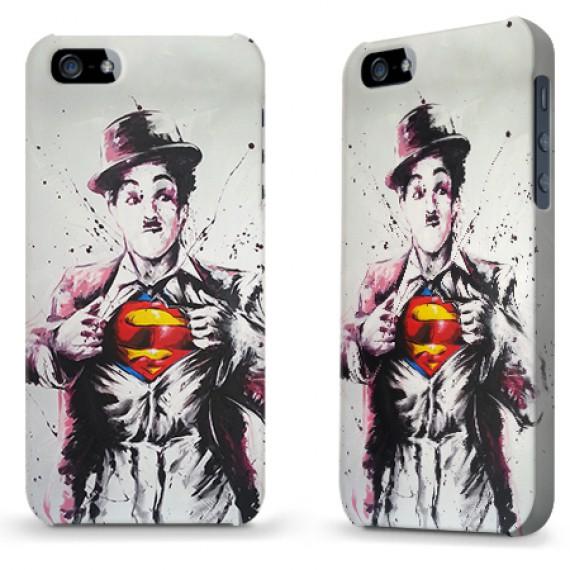 Coque smartphone Super Charlie