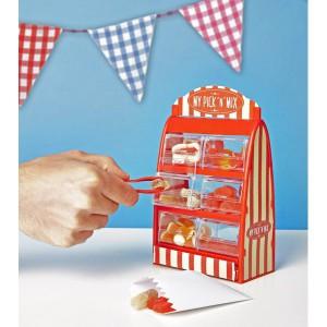 Distributeur Présentoir à bonbons - My Pick'n'mix