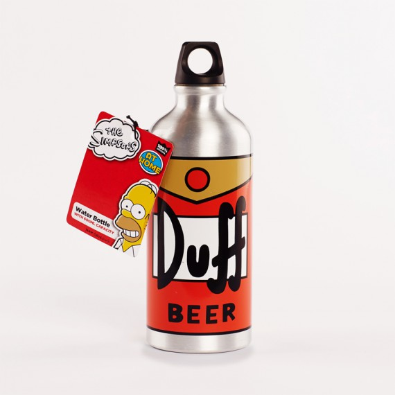 Gourde The Simpsons bière Duff