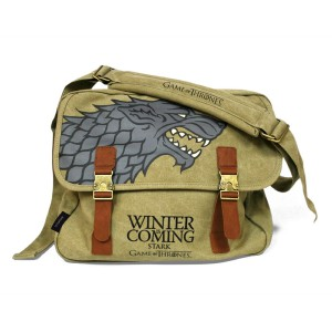 Sac à bandoulière Game of Thrones - Stark Winter is coming