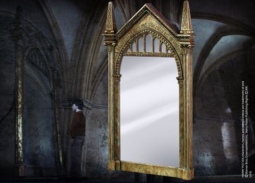 r plique miroir du ris d harry potter