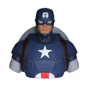 Tirelire Marvel Captain America Deluxe