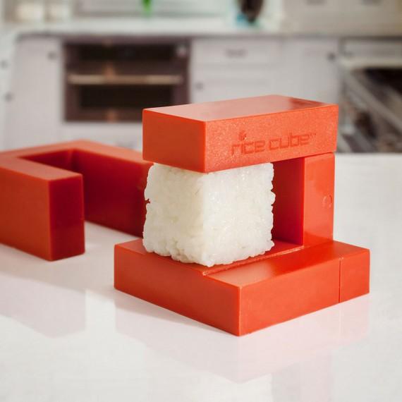 Cube moule à sushi