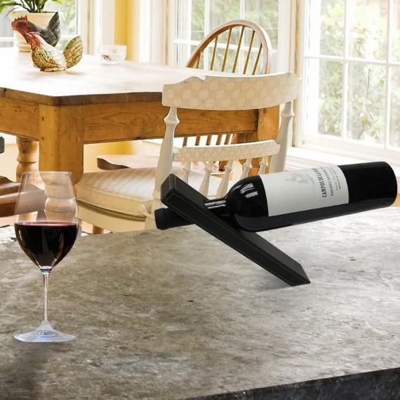 support magique bouteille de vin. Black Bedroom Furniture Sets. Home Design Ideas