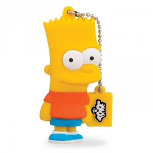 Clé USB Simpsons Bart - 8 GB