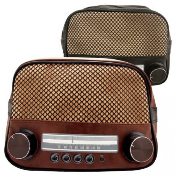 Sac poste de radio