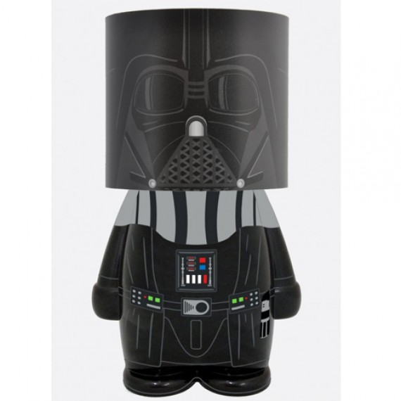 lampe d 39 ambiance led dark vador star wars commentseruiner. Black Bedroom Furniture Sets. Home Design Ideas