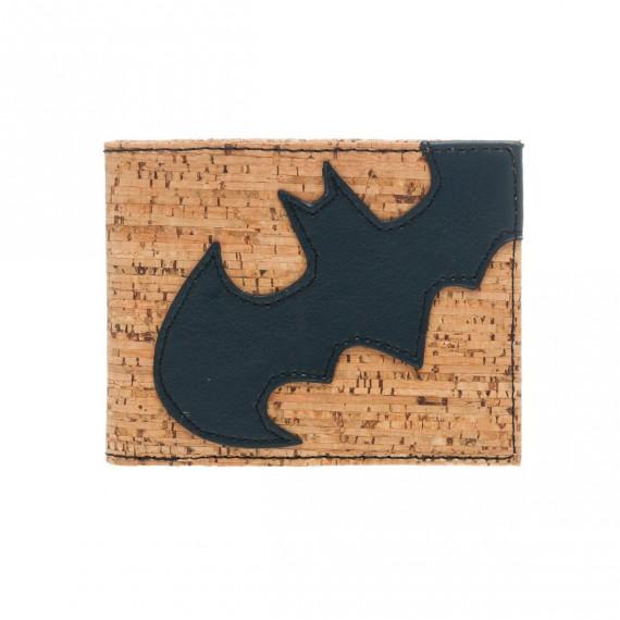 Porte-monnaie Batman en liège