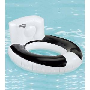 Bouée gonflable Cuvette WC