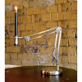 """Bougeoir lampe design """"Candlepoise"""""""
