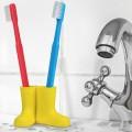 Porte brosse à dents bottes