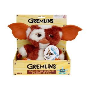 Peluche Gremlins 20 cm Gizmo chante et danse