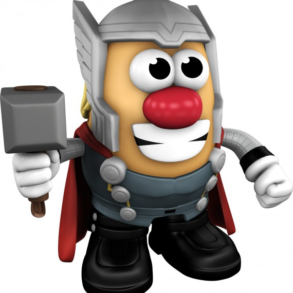 Monsieur Patate Marvel Thor