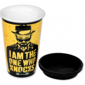 Mug De Voyage Breaking Bad Heiseinberg I'm the one who knocks