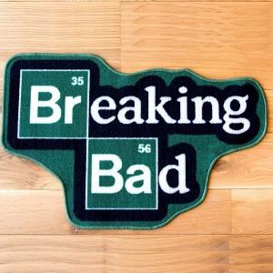 Paillasson Breaking Bad Logo