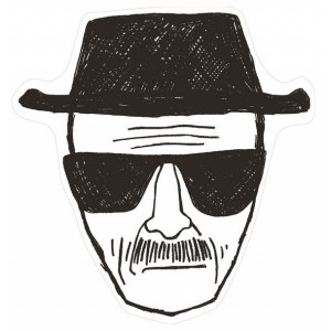 Paillasson Breaking Bad Heisenberg
