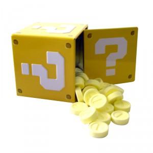 Bonbons Nintendo Cube Magique