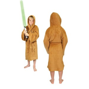 Le peignoir Maitre Yoda pour enfant