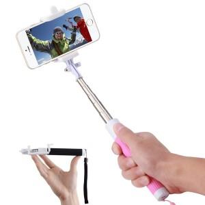 La perche à selfie pour les filles (très girly)
