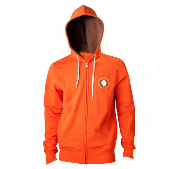 Sweat orange Kenny de South park