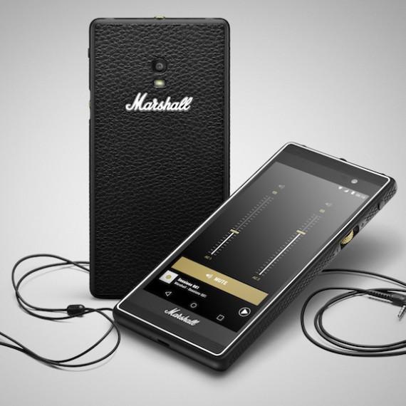 Smartphone Marshall London