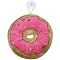 Mini Coussin donut à ventouse des simpsons