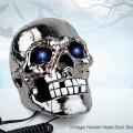 Téléphone tête de mort